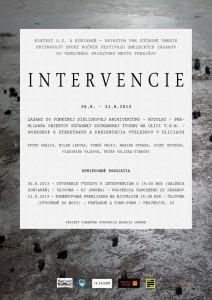 Trebišov zažije umeleckú Intervenciu kreatívnych umelcov