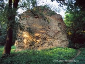 Na rekonštrukciu hradu Parič dostalo mesto 15000 eur