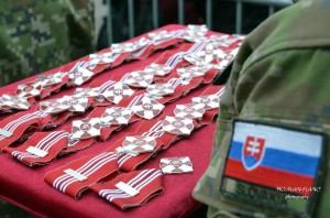 Vojakov z Afganistanu ocenil v Trebišove minister obrany