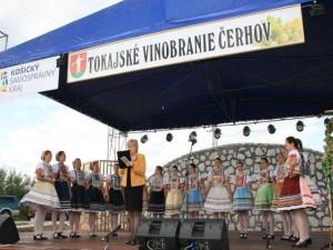 Tisícky návštevníkov Čerhova vychutnávali pravé tokajské