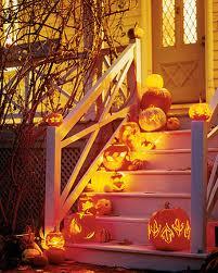 tekvica a schody
