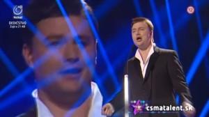 Československým talentom 2013 je Miroslav Sýkora zo Stredy nad Bodrogom