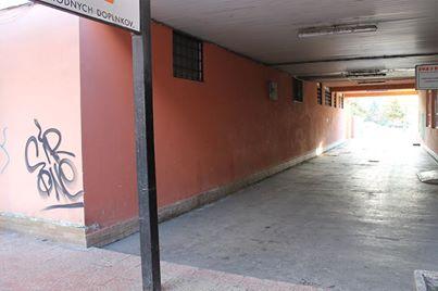 c6c23b8a8 Trebišov skrášli street-art a graffiti | Trebišoviny.sk