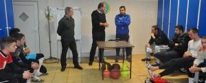 FUTBAL: Futbalisti Trebišova odštartovali zimnú prípravu