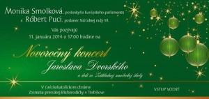 Novoročný koncert Jaroslava Dvorského
