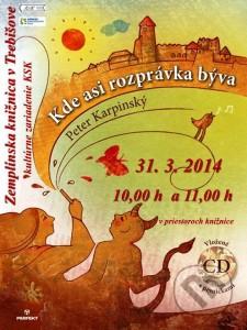 Beseda s Petrom Karpinským otvára Týždeň slovenských knižníc