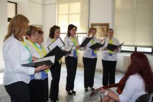 Koncert Zboru sv. Archanjela Michala ponúkol Trebišovčanom duchovný zážitok