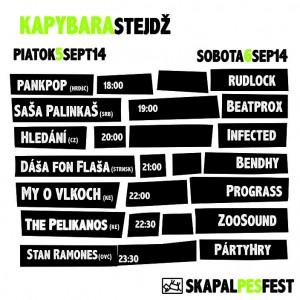 Kapybara-stage-2014