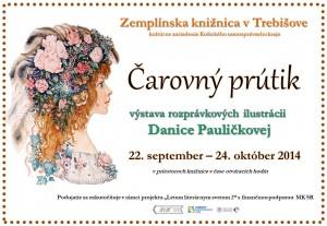 Ilustrátorka so zahraničnými skúsenosťami vystavuje v Trebišove. Danica Pauličková zbožňuje tvorbu pre deti.