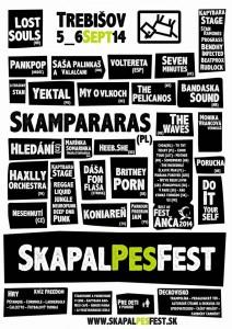 Skapal Pes Fest 2014 sľubuje veľa zážitkov aj novinky