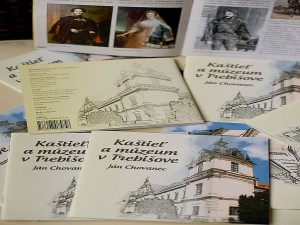 Nová brožovaná publikácia z kaštieľa prezradí všetko o múzeu a histórii s ním spätou
