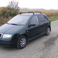 Škoda Fabia 1.4 MPI - Predám