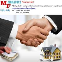 Spoľahlivá a garantovaná ponuka úveru.