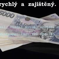 Získejte půjčku bezpečně od 200.000 Kč do 2.500.000 Kč.